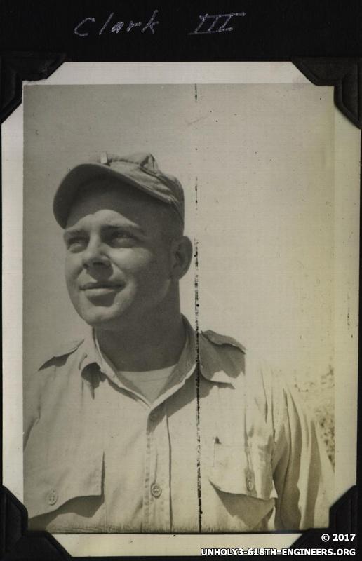WWII PI Clark III