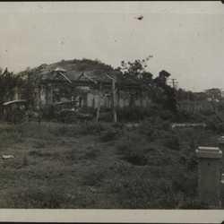 WWII PI San Fernando carts