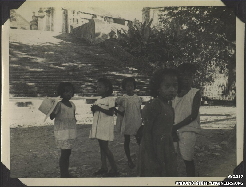 WWII PI SantaMaria children 1