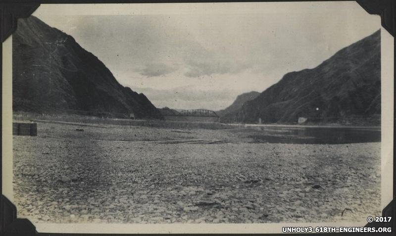 WWII PI Viga bridge