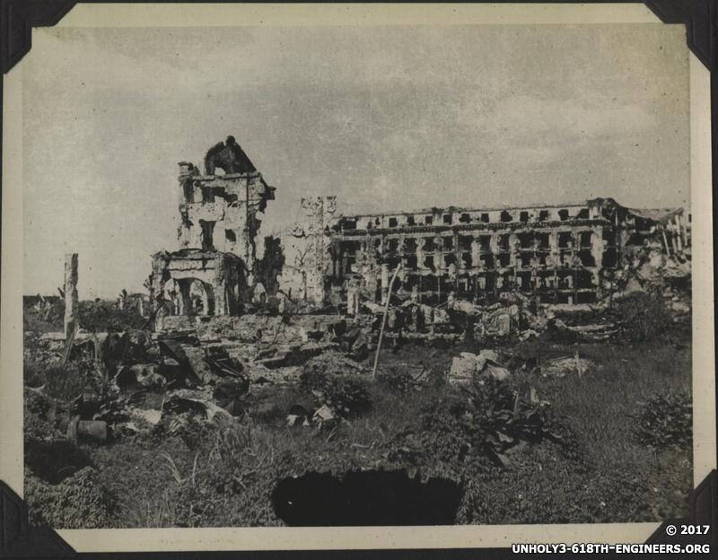 WWII PI war torn 2