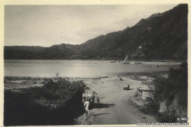 WWII before Vigon Ferry