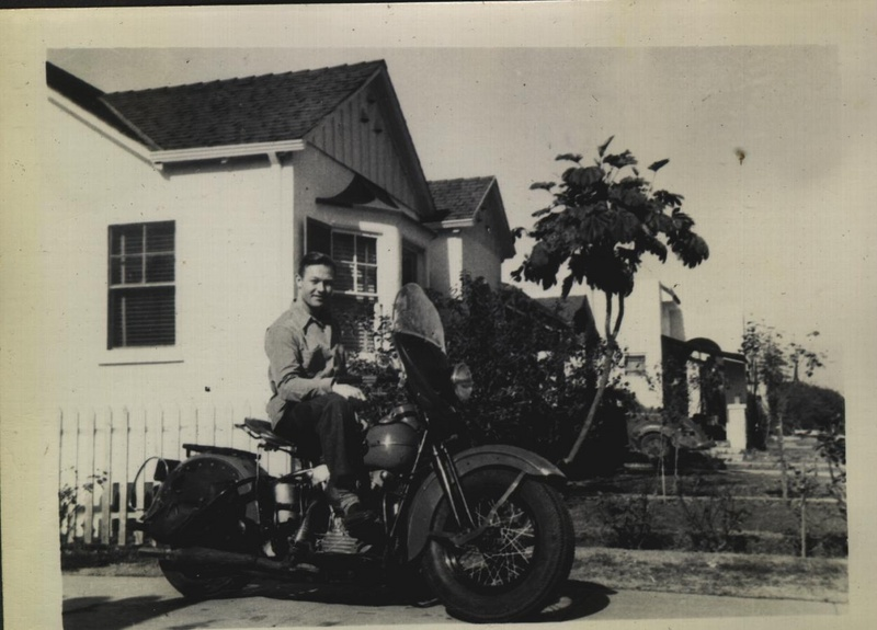 WFJ motorcycle