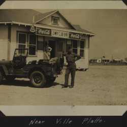 WWII 614th Ville Platte
