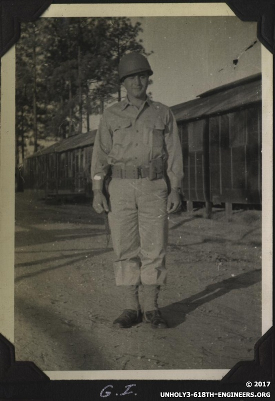 WWII 618th GI