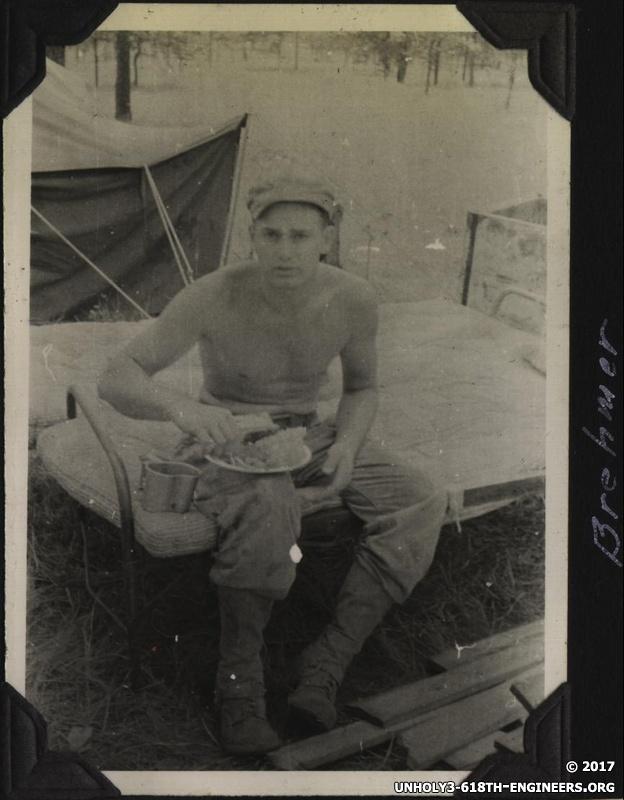WWII Claiborne Brehmer