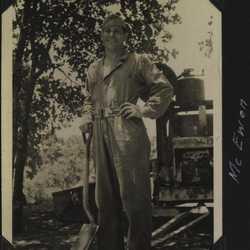 WWII Claiborne McEwen