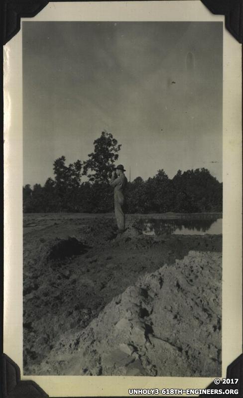 WWII Claiborne survey