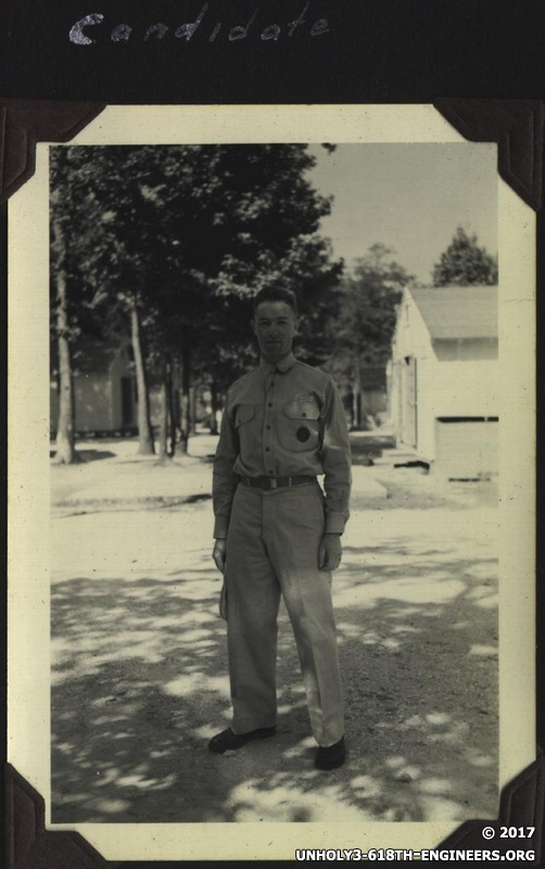 WWII candidate