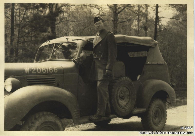 WWII motor march 1